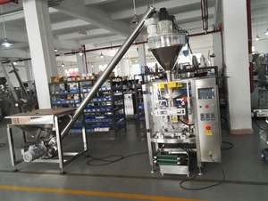 Ultrasonic Non-woven packaging machine for Powder Packing Foot Bath Bag Packing Machine