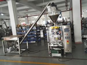 Ultrasonic Non-woven packaging machine for Powder Packing Foot Bath Bag Packing Machine