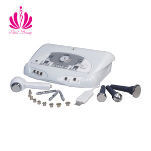 Ultrasonic/Cold and hot hammer/Skin scrubber/Facial tanner (M022)