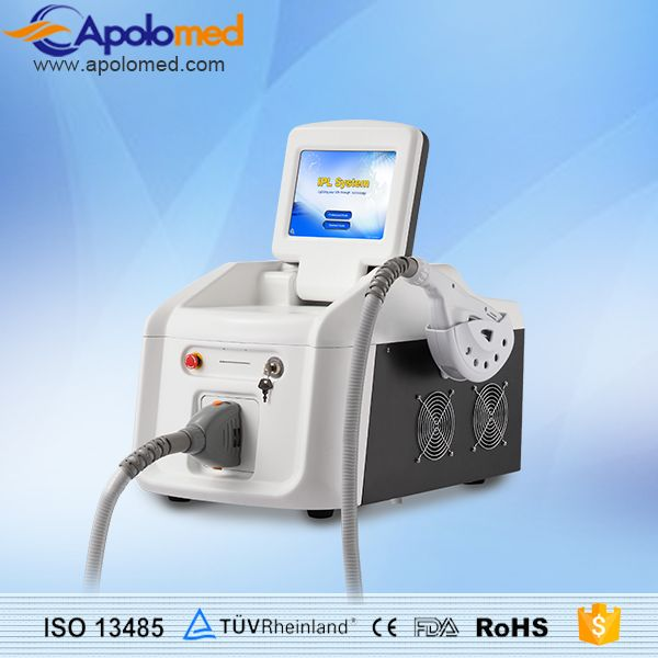 OPT beauty salon equipment IPL shr & ipl laser hair removal machine