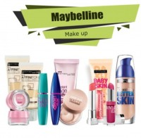 Maybelline Professional Make-Up Cosmetics