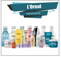 L'Oreal - Professional Hair Care Cosmetics