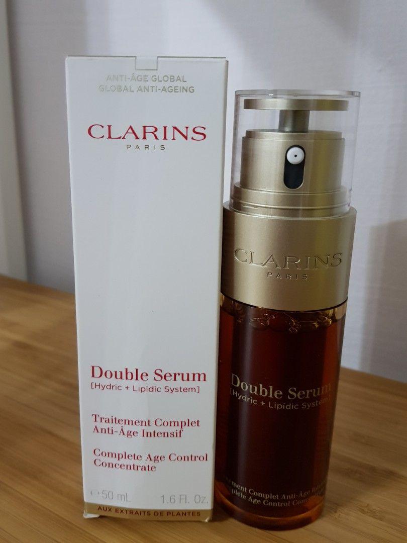 CLARINS DOUBLE SERUM 50 ML