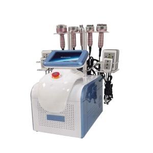 2020 New Technology 6 in 1 cavitation RF vacuum body slimming machines /vacuum cavitation rf lipolaser slimming machine