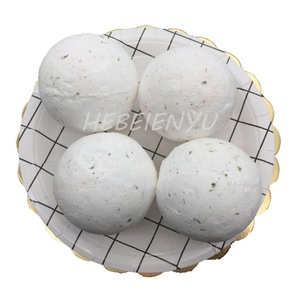 Bath Bombs Gift Set 9 Easily Biodegradable Fizzies