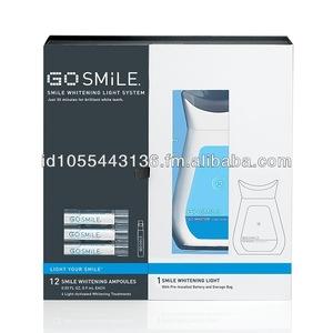 GO SMiLE Whitening Light System