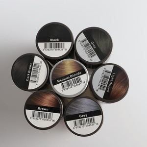 Hair thinning products keratin hair building fiber powder brazilian hair treatment