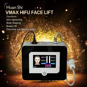 Innovation 2019 Mini Vmax Hifu Anti-wrinkle Ultrasound