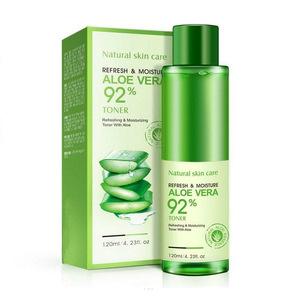 OEM ODM Best Moisturizing Natural Skin Aloe Vera Toner For Face