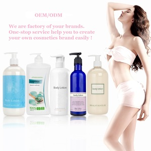 OEM / ODM placenta body lotion fair and white exclusive toning body lotion