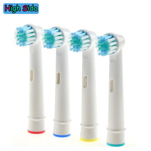 Precision Clean SB-17A Brush Heads Adapt To Oral B Braun Toothbrush Head