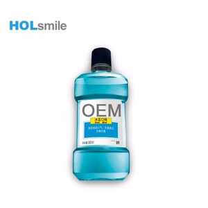 Professional Customized Mouthwash