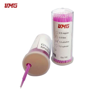 Sale popular disposable dental material dental micro applicator