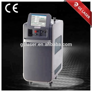 The unique DCD cryogen cooling system 755 nm alexandrite laser hair removal beauty equipment