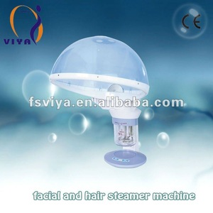 VY-3328 2 in1  ozone hair steamer and facial care