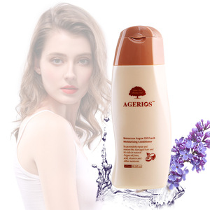 Wholesale Brand Name Agerios Scalp Hair care raw material argan oil hair conditioner
