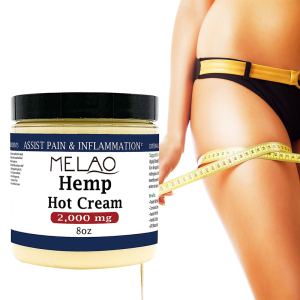 Wholesale Private Label High Quality Slimming Product Magical Massage Gel Hip Up Shaping Waist Abdomen Hemp Hot Cellulite Cream