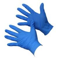 Gloveman Blue Stretch Nitrile Powder Free Gloves wholesales