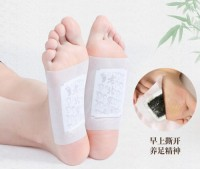 China wholesale Traditional Health Products Foot Detox Pad