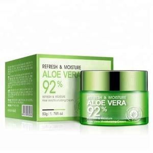 Aloe Vera Moisturizing Face Massage Cream