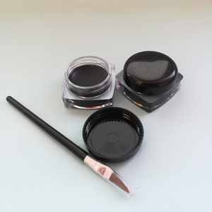 Black Eyeliner Gel /Waterproof Gel Eyeliner /Cosmetic eyeliner