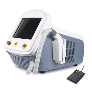 Body Facial Hair Removal 808nm Diode Laser Skin Whitening Beauty Salon Equipment