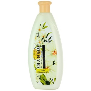 Hot sale organic black hair liquid shampoo wholesale