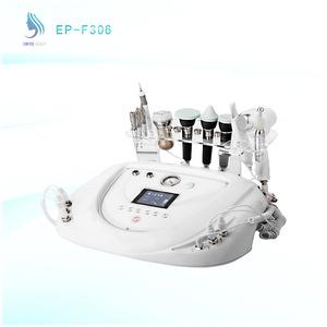Multifunction microdermabrasion machine 8 in 1