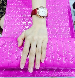 Nail Art Tool /cosmetic Leather hand pillow/Hand Rest