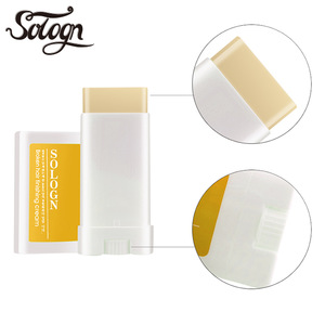 New arrival natural OEM cosmetic makeup high hold new product quick hair wax stick 0.5oz