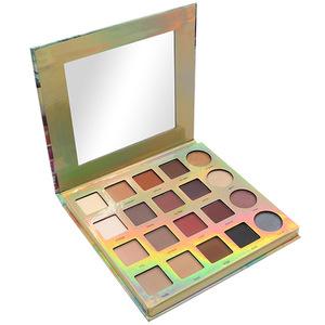 OKALAN E034 Hot Sale Wholesale 20 Color Eyeshadow Palette Cosmetics Amazonian Clay Palette Makeup Eye Shadow