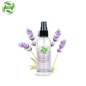 Pure Organic Lavender Hydrosol floral still water bulk wholesale