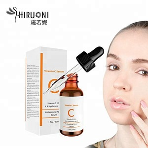 Skin Care Vitamin C Serum with Hyaluronic Acid Effective For Anti-Aging Private Label