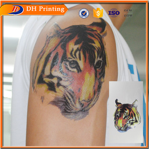 wholesale arm self adhesive tattoo stencils
