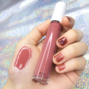 Wholesale white box custom lip gloss