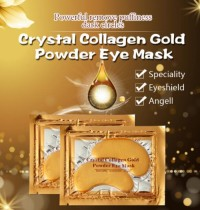 Wholesale High Quality Gold Collagen Eye Pad