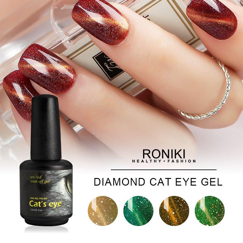 RONIKI Diamond Cat Eye Gel Polish,Cat Eye Gel,Cat Eye Gel Polish,Cat Eye Gel factory