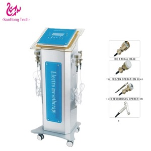 2019 Factory facial skin moisture and nutrition to the skin deep meso injector mesotherapy gun