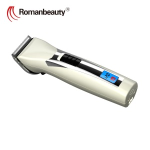 5W Adjustable electric professional hair trimmer