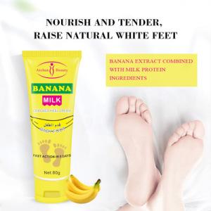 Aichun Banana Foot repair Cream Foot Care Anti-chapped Repairing Anti-chapped Moisturizing Foot Care Cream 80g