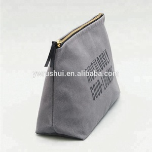 China Canvas Cosmetic Bag Makeup, Cotton Waffle Cosmetic Bag, Canvas Bag Make Up/Mens Toiletry Bags