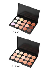 Cosmetics factory Sell cheap price colorful Concealer Can Customized