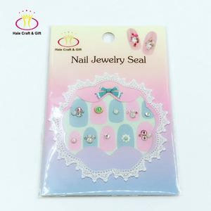 Creative Gel Nail Art Designs OEM Supplies For Nail Finger Wrap