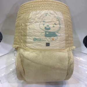 factory price OEM breathable baby diaper/nappy