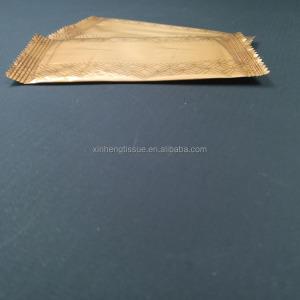 free sample single pack custom print customise wholesale wet wipe tissue