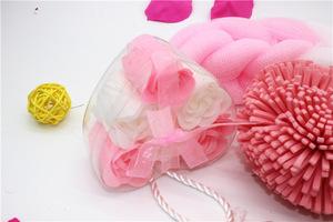 Hot sale morden cute pink bath body works gift sets