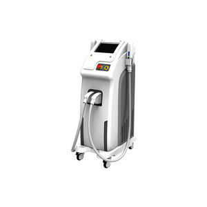 IPL + E-light + SHR hair removal and skin rejuvenation system/tanning beds that remove hair