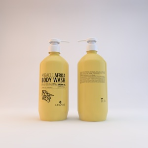 New design washing liquid private label Brightening Body Wash with great price