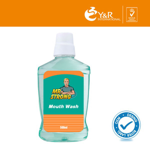 OEM Dental Antiseptic Mouth Wash for travel