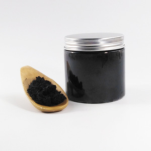 Private Label Deep Cleansing Exfoliating Body Scrub Bamboo Charcoal Body Scrub